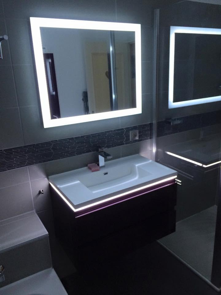Rénovation de Salle de bains à Rennes en Ille et Vilaine (35)