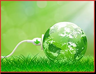 Energie renouvelable est écologique et économique