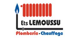 Ets Lemoussu Plombier chauffagiste Bruz Rennes (35) Logo